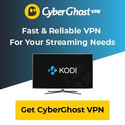CyberGhost VPN Banner 250x250