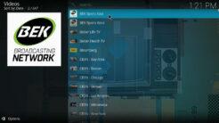 4K19 Kodi Addon Channel List Preview 1