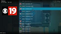 4K19 Kodi Addon Channel List Preview 3