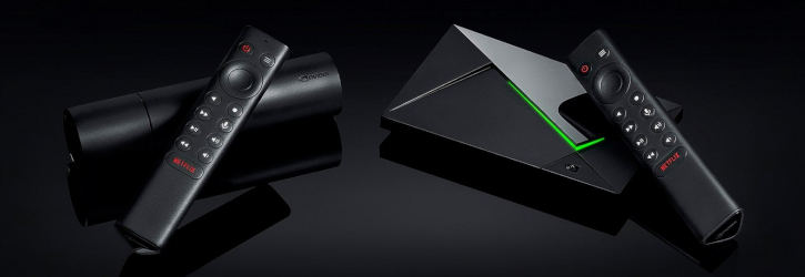 Nvidia Shield TV 2019 - Best Kodi Devices