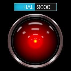 HAL 9000 Kodi Addon
