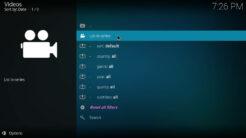 FMovies Kodi Addon TV Series Section